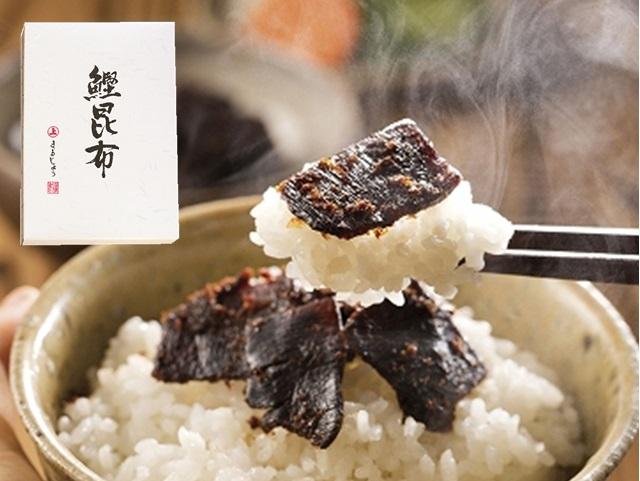 7037無添加鰹昆布(つくだ煮)_ご飯のお供