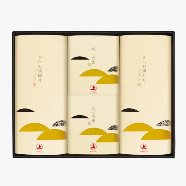 【鰹節ギフト】 和風味 KD-30 (かつお節「絹削り」、だしの素)、お中元・お歳暮、季節の贈り物に