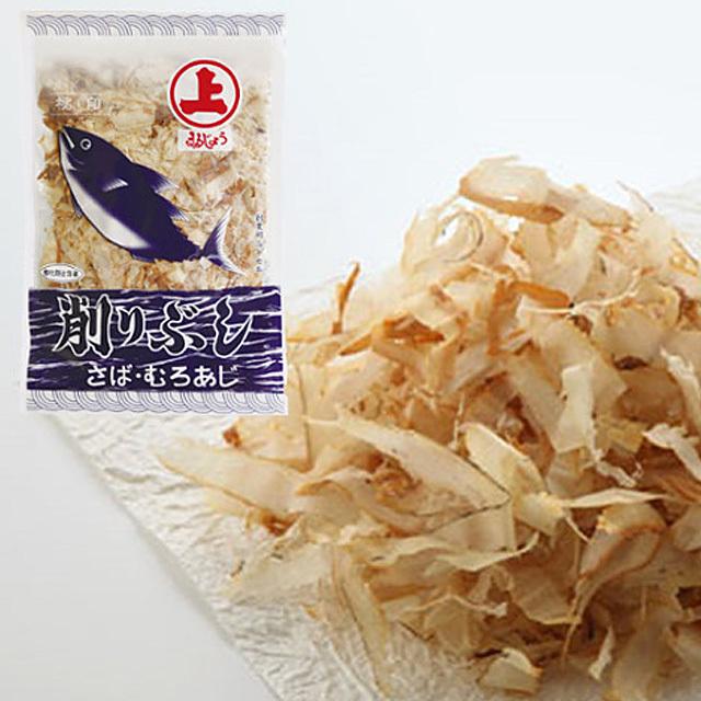 【削り節】 桃印 削りぶし(さば・むろあじ) 30g×10袋