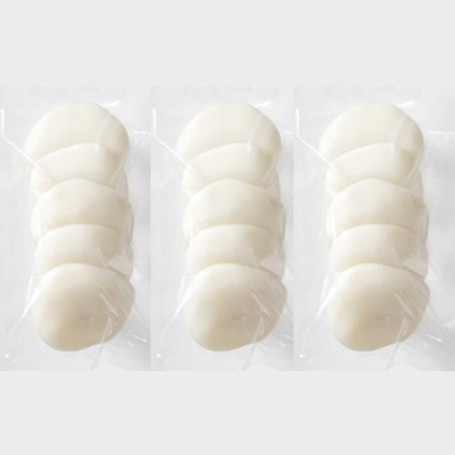 尾道・昇福亭の白もち・15個(5個×3パック) 7203