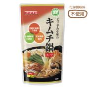 ピリ辛みそ味の キムチ鍋スープ