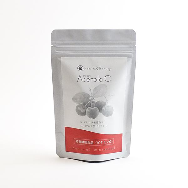 アセロラC(タブレット)【栄養機能食品(ビタミンC)】