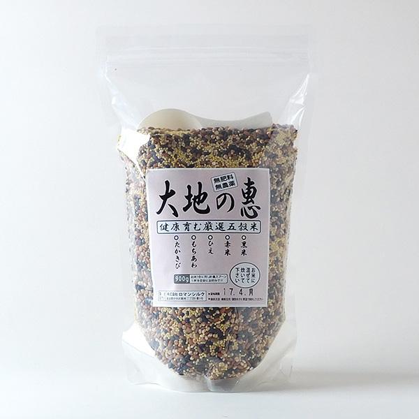 大地の惠 六穀米