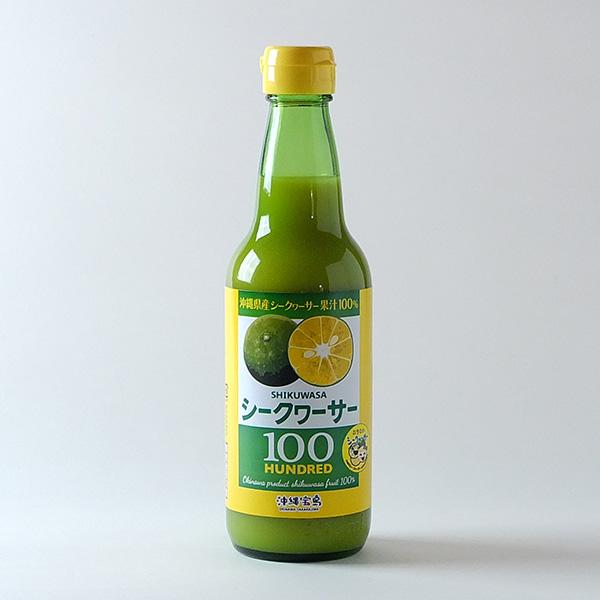 沖縄県産シークワーサー 100% 360ml