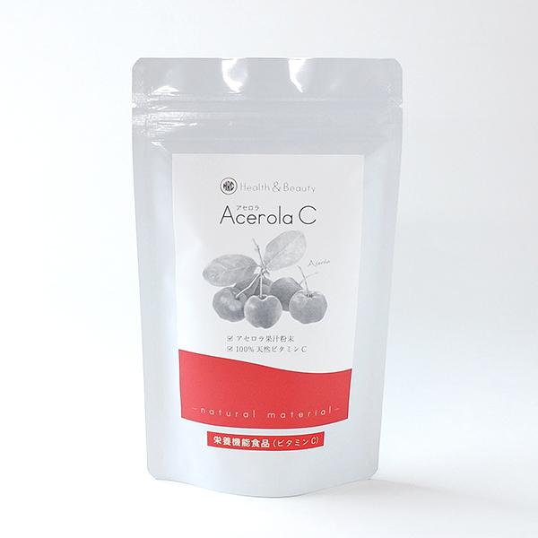 アセロラC(カプセル)【栄養機能食品(ビタミンC)】