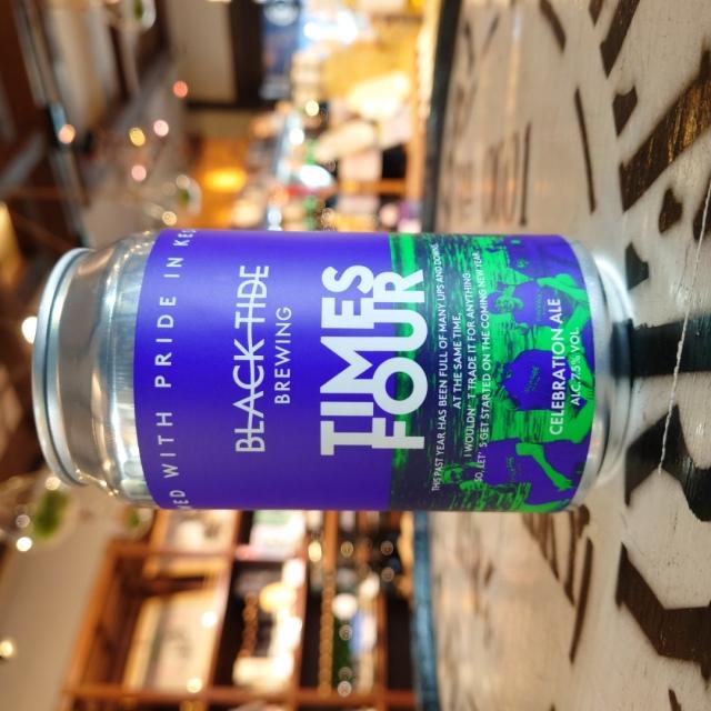 気仙沼ビールBLACK TIDE BREWING TIMES FOUR(タイムズ フォー)