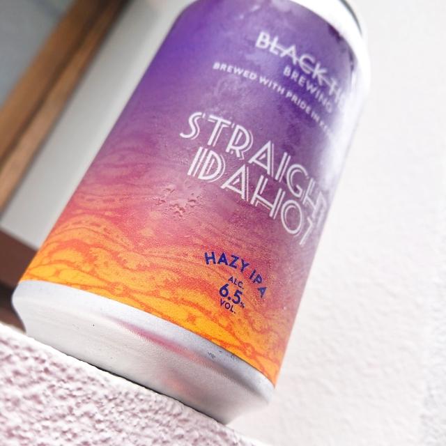 【流通限定】気仙沼 ブラックタイドビールtraight Idaho7 ~It's a straight up Idaho7 hop experience ~