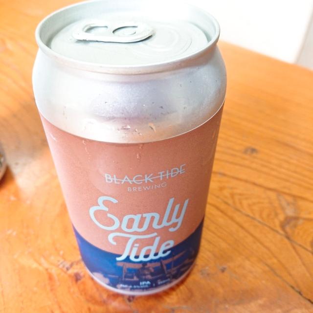 【流通限定】気仙沼 ブラックタイドビール Early Tide  ~若手立花さんが完全監修☆切れのあるIPA~