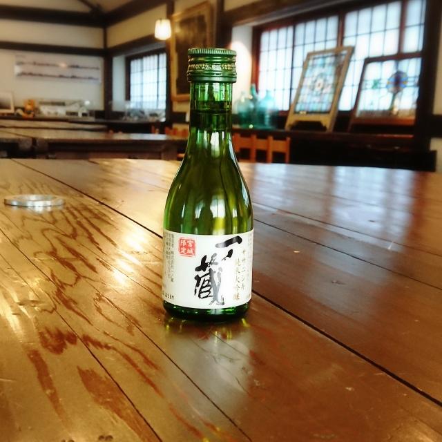 【180mlのお酒】一ノ蔵 ササニシキ 純米大吟醸【むとう屋オリジナル】