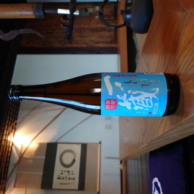 【新酒】一ノ蔵 本醸造生原酒しぼりたて