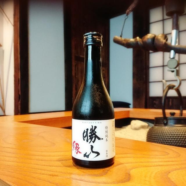 【300mlのお酒】勝山 縁 特別純米酒