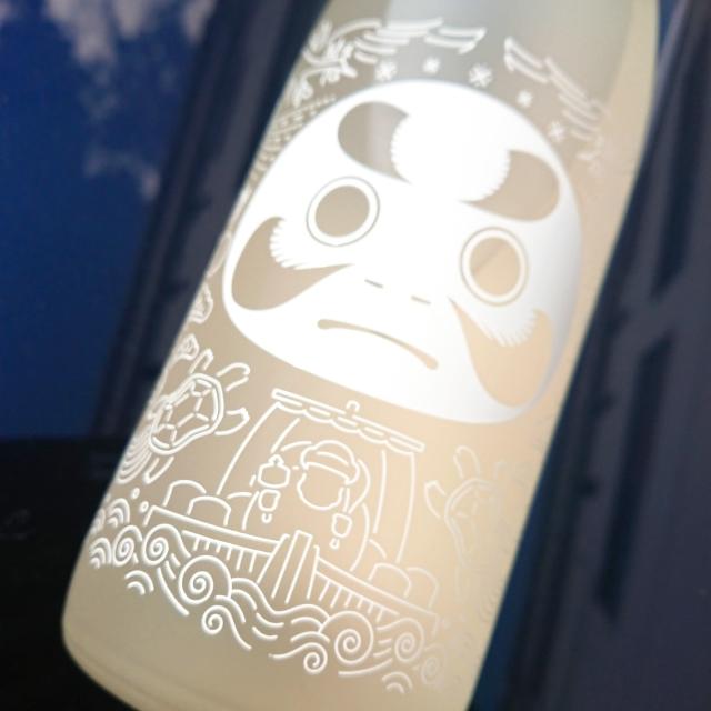 【かわら版115号掲載】 鳳陽 白だるま 純米大吟醸 吟のいろは~新しい酒米での挑戦!~ ※36本限定