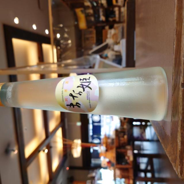 【甘口酒】真鶴 純米酒 まな姫~低アルコールの優しい甘さ~