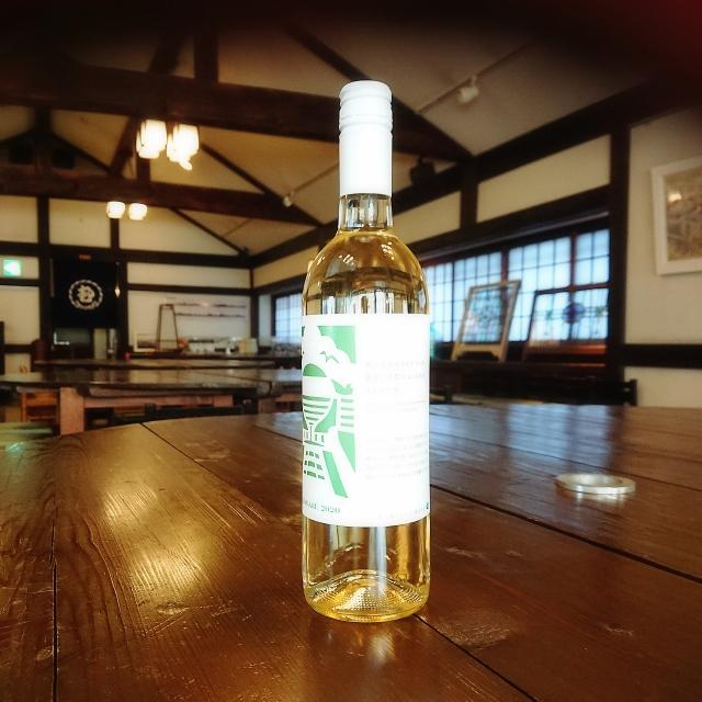 【新酒】南三陸ワイナリー デラウエア2020~できたての新酒。海の見えるワイナリーが誕生しました。