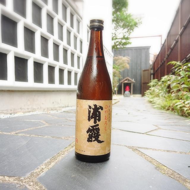 【秋酒】浦霞 特別純米酒ひやおろし