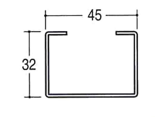 ROYAL 中間スタッド32 C-32 表面処理鋼板