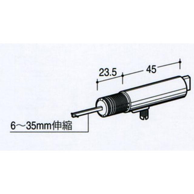 ROYAL Qハンガー(丸パイプ用) クローム 25ミリ