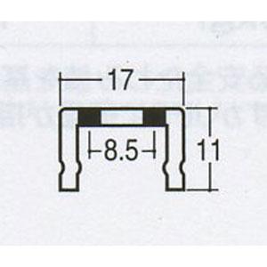 ROYAL チャンネルサポート AWF-5 クローム 1820ミリ
