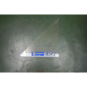 KNワークス 大工さん三角定規 30cm