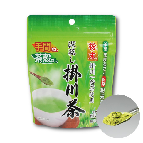 粉末緑茶(50g入り)