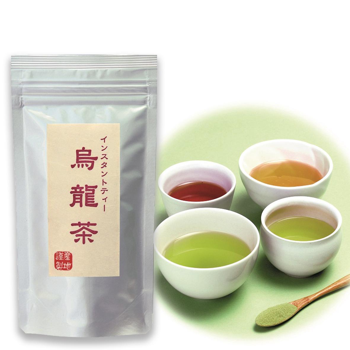 インスタントティー 烏龍茶(50g袋入り)
