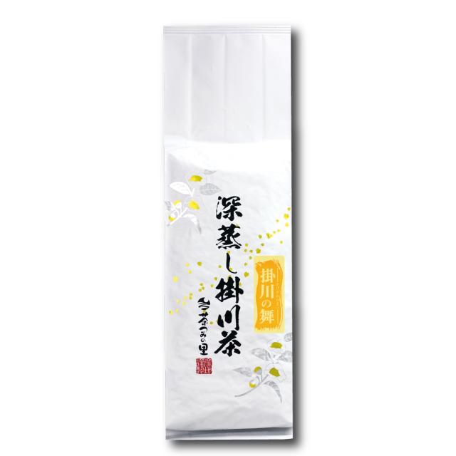 <深蒸し掛川茶>掛川の舞(500g袋入り)