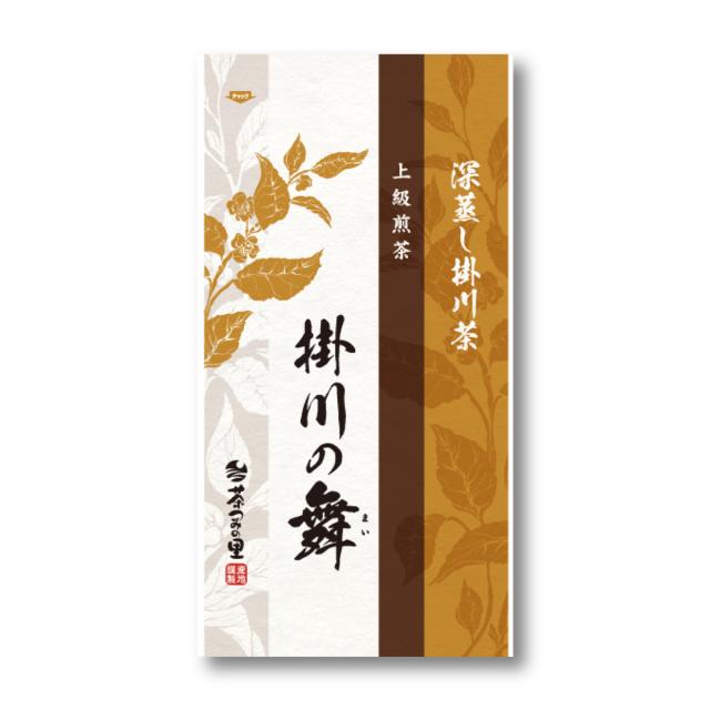 <深蒸し掛川茶>掛川の舞(100g袋入り)
