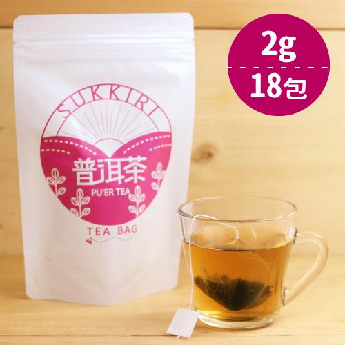 すっきりプーアル茶 ティーバッグ(2g×18包)