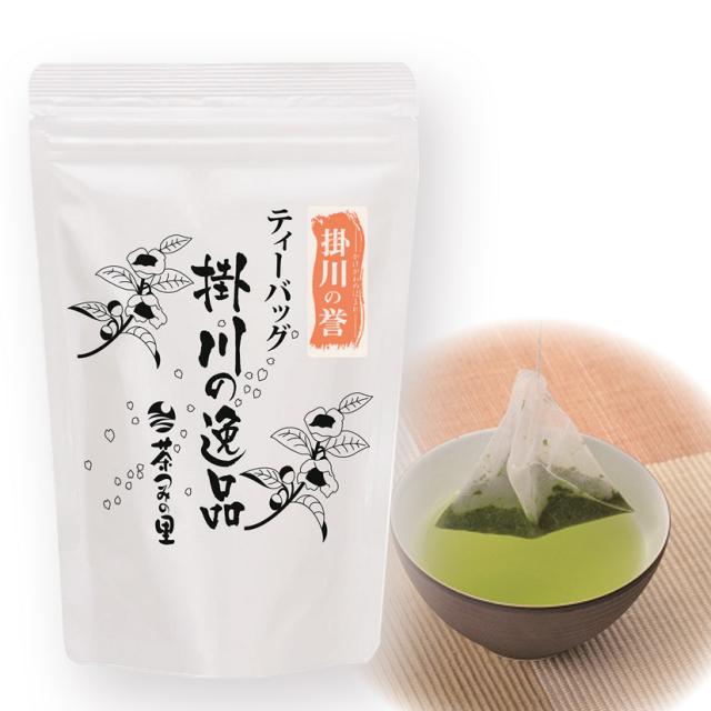 <深蒸し掛川茶>掛川の誉ティーバッグ(3g×25袋入り)