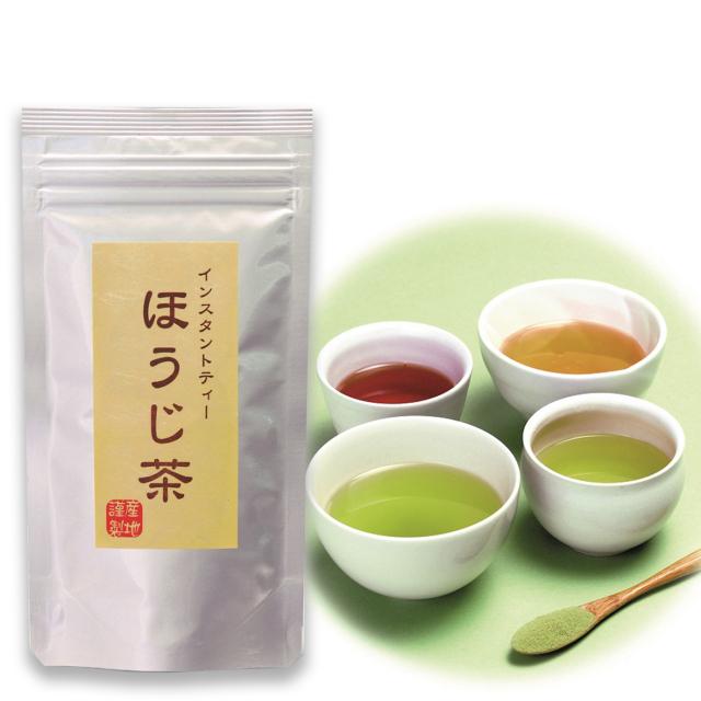 インスタントティー ほうじ茶(50g)