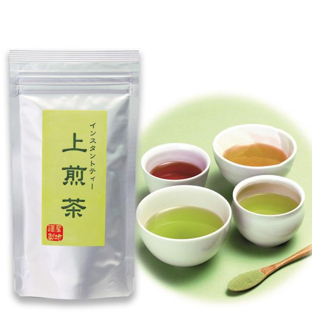 インスタントティー 上煎茶(50g袋入り)