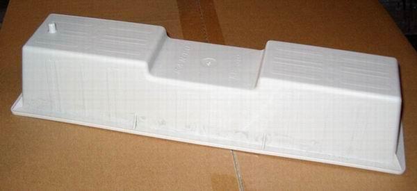 【関東器材】 KB-330 プラブロック 330mm アイボリー