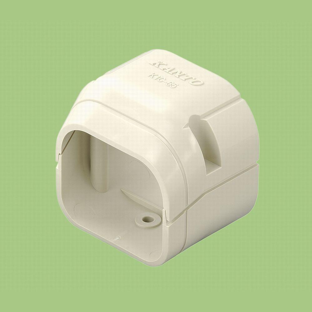 【関東器材/KANTO】 KTC-70-10 端末カバー 1箱10個入り