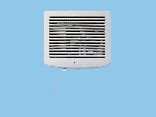 【Panasonic/パナソニック】 FY-13U2  浴室用換気扇  同時給排 風圧式シャッター プロペラファン