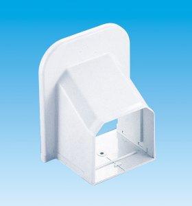【業務用】【因幡電工/INABA】 MP-85 室内用MDシーリングキャップ ネオホワイト 1箱10個入