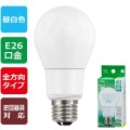 【オーム電機/OHM】LDA8N-G AG9  LED電球(60形相当/934lm/昼白色/E26/全方向配光310°/密閉形器具対応)