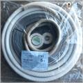 【関東器材/KANTO】5P-203SP エアコン配管セット 2分3分新冷媒対応5m 部品セット付電線付