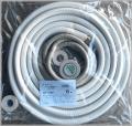 【関東器材/KANTO】6P-FSP エアコン配管セット 新冷媒対応2分3分6m 部品セット付