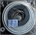 【関東器材/KANTO】7P-203SP エアコン配管セット 2分3分新冷媒対応7m 部品セット付電線付