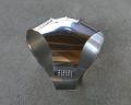 ステンレスラッキング-スピードエルボ L215S (直径68)