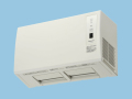【Panasonic/パナソニック】 FY-24UWL5 単相200V 2.4kW PTCセラミックヒーター 壁取付形 換気扇連動 予備暖房付