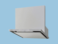 【Panasonic/パナソニック】 FY-6HTC4-S スマートスクエアフード〈大風量形〉 コンロ連動形 整流板捕集方式 60cm幅 シロッコファン・タクトスイッチ 色=シルバー