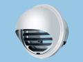 【Panasonic/パナソニック】FY-MCA081 システム換気部材 パイプフード 丸形 アルミ製 ガラリ付 φ200用