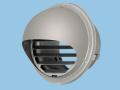 【Panasonic/パナソニック】FY-MCX081 システム換気部材 パイプフード 深形 ステンレス製 丸形 ステンレス製 ガラリ付 φ200用