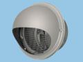 【Panasonic/パナソニック】FY-MNXA062 システム換気部材 パイプフード 丸形 ステンレス製 防虫網付 防火ダンパー付(温度ヒューズ72℃) φ150用