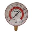 【BBK】 高圧圧力計 (R410A/R-32) RGBH-68
