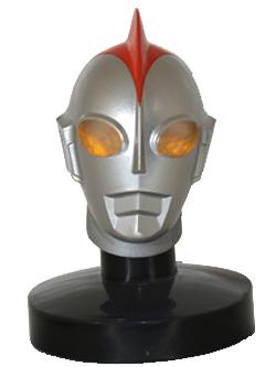 ウルトラマン マスクコレクション光の巨人Vol.2 ウルトラマン80 発光Ver.