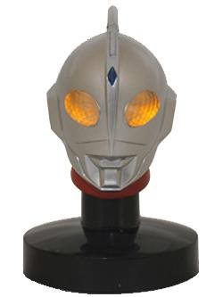 ウルトラマン マスクコレクション光の巨人Vol.2 ウルトラマンチャック 発光Ver.