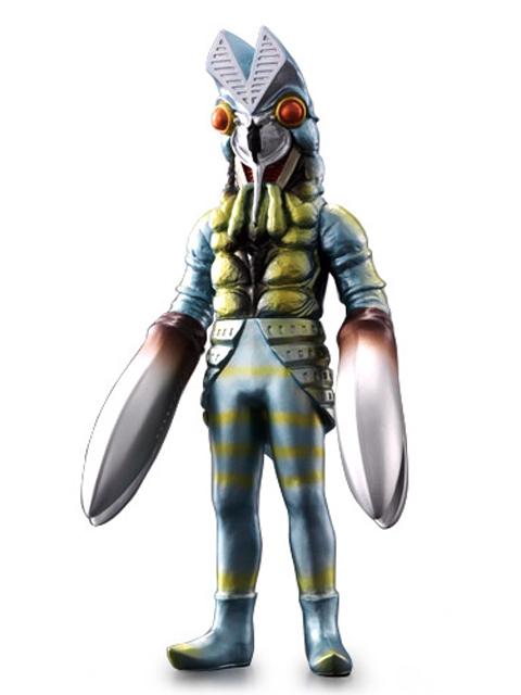 ウルトラマンフェスティバル2011限定 ウルトラ怪獣シリーズSP バルタン星人メタリックカラーVer.