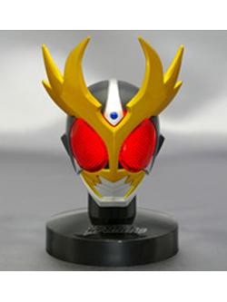マスクコレクション Vol.9 仮面ライダーアギト(クロスホーン展開時) 発光台座仕様